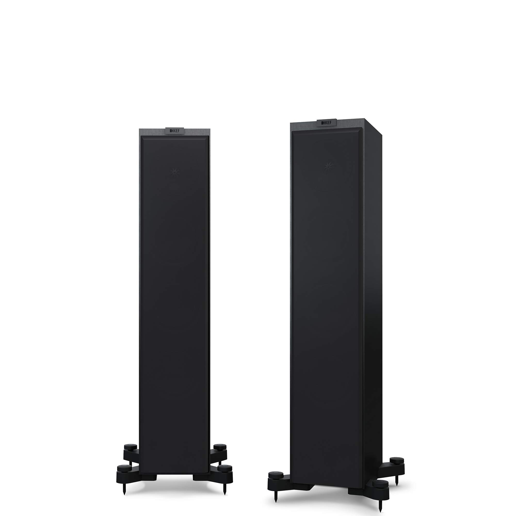 KEF Q550 Floorstanding Speaker (Each, Black)