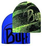 Buff Flash Logo Yellow Flour Coolmax Reversible Hat