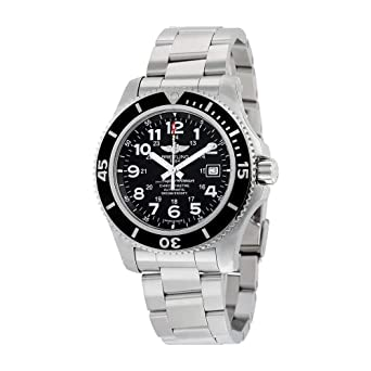 e7e5366befc Image Unavailable. Image not available for. Color  Breitling Superocean II 44  Automatic ...