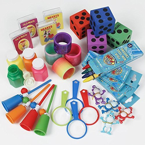 Party Favor Toys : Party favor toy prizes assortment fun toys item great