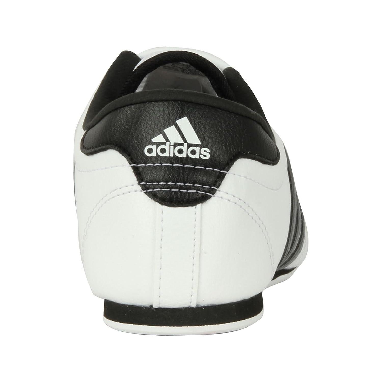 adidas men's taekwondo trainers slip on style cushioned insole sports shoes