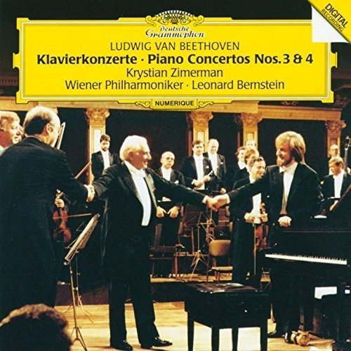 CD : Beethoven - Zimerman, Krystian - Beethoven: Piano Concertos 3 & 4 (Super-High Material CD, Japan - Import)