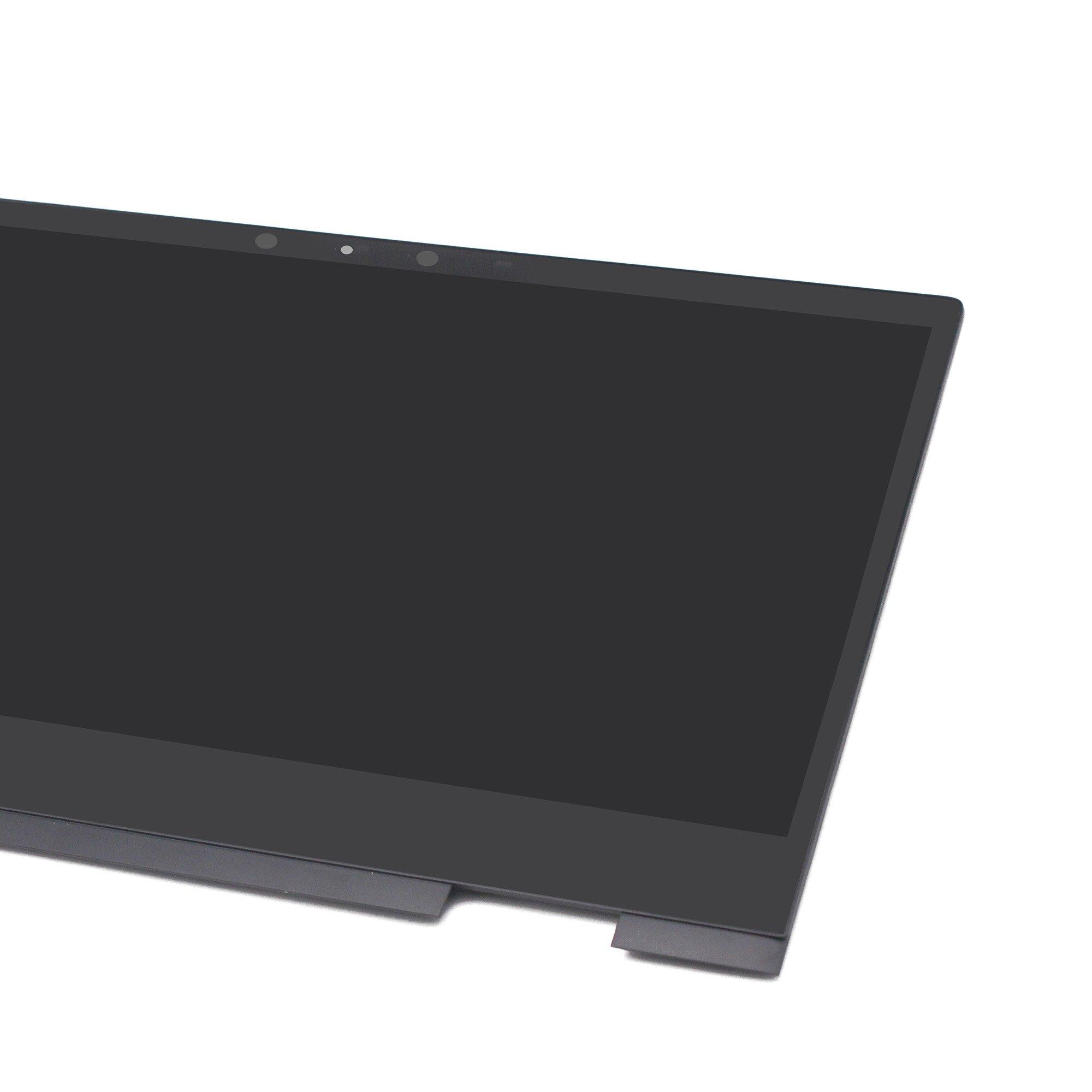 LCDOLED 15.6'' FullHD IPS LCD Touch Screen Digitizer Assembly + Bezel + Board for HP Envy x360 15-bq 15-bq000 15-bq100 15m-bq000 15m-bq100 15m-bq021dx 15m-bq121dx 15-bq175nr 15-bq075nr 15-bq051nr by LCDOLED (Image #4)