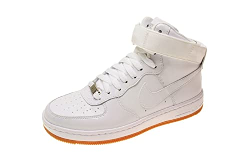 énorme réduction 6db95 41e48 Nike - W Af1 Ultra Force Mid -, Homme, Multicolore (Black/Black-Dark Grey),  Taille