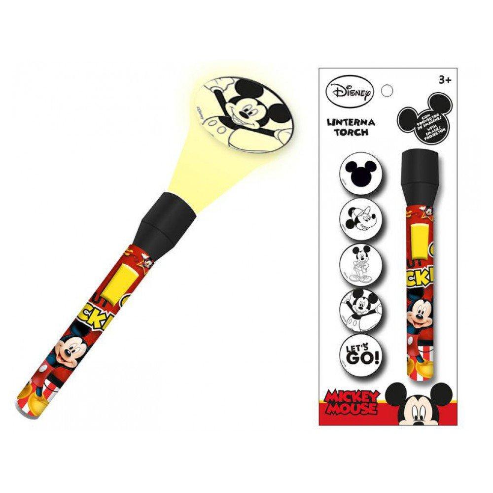 Linterna proyector Mickey Disney: Amazon.es: Juguetes y juegos