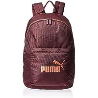 Puma Wmn Core Seasonal Backpack Kadın Elde Taşınabilir Sırt Çantası, Çok renkli, 4.4X35.2X42.6 Cm