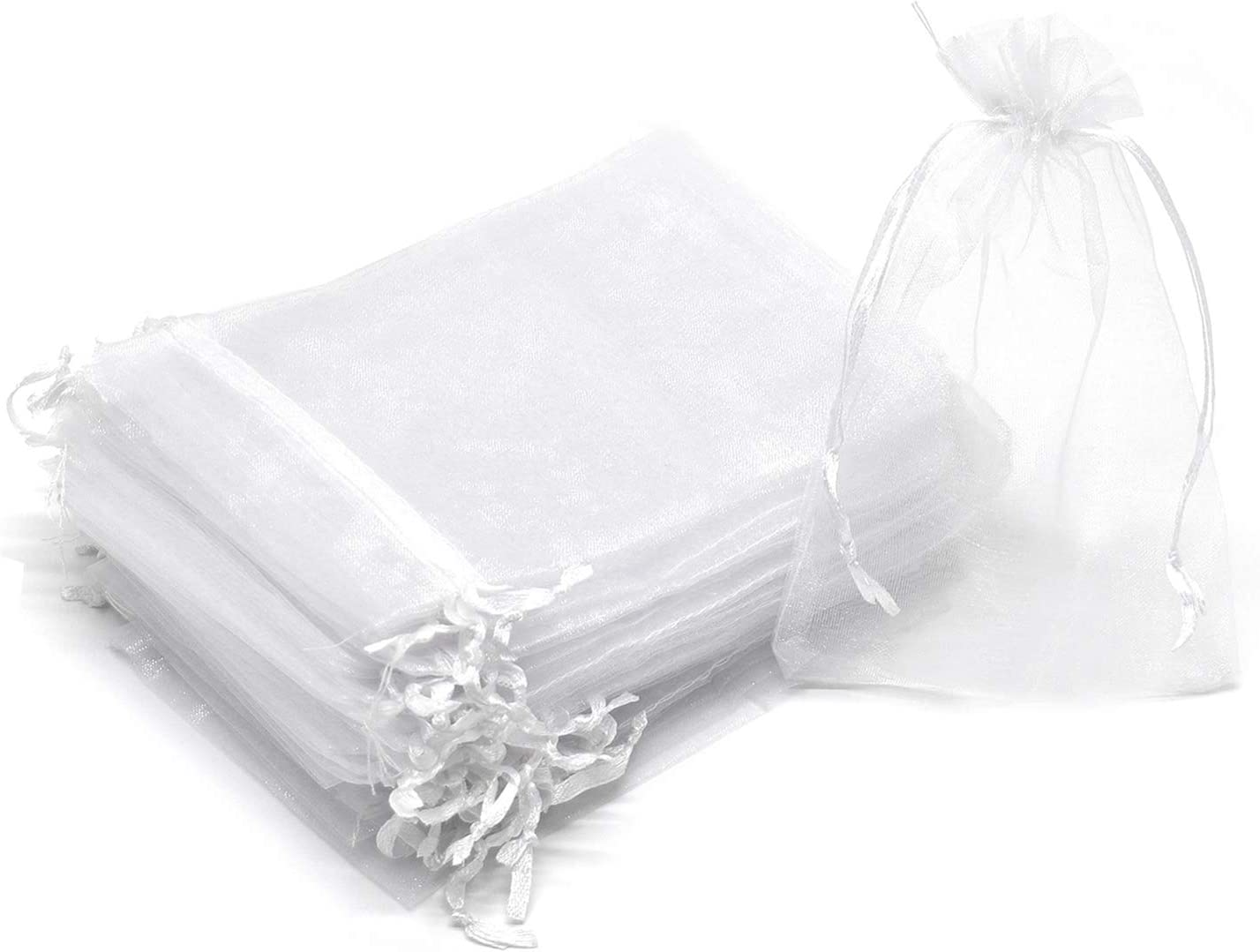 8 x12 white new Lot 25 pouches bags pouches envelopes kraft jewelry gifts..
