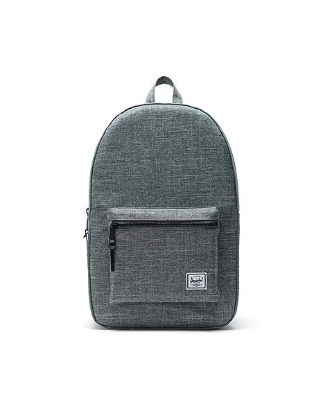 94ce885810b6 Herschel Supply Co. Settlement Backpack (Raven Crosshatch)  Amazon.ca   Luggage   Bags