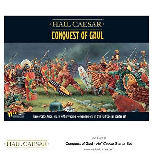 Hail Caesar Conquest of Gaul Grundbox - Deutsch