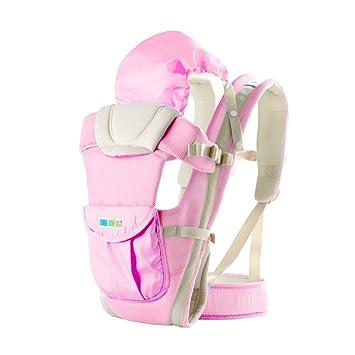 Mochila Canguro Baby Carrier 0 a 30 Meses Ergonómico De Dos Posicion Moda Mamá