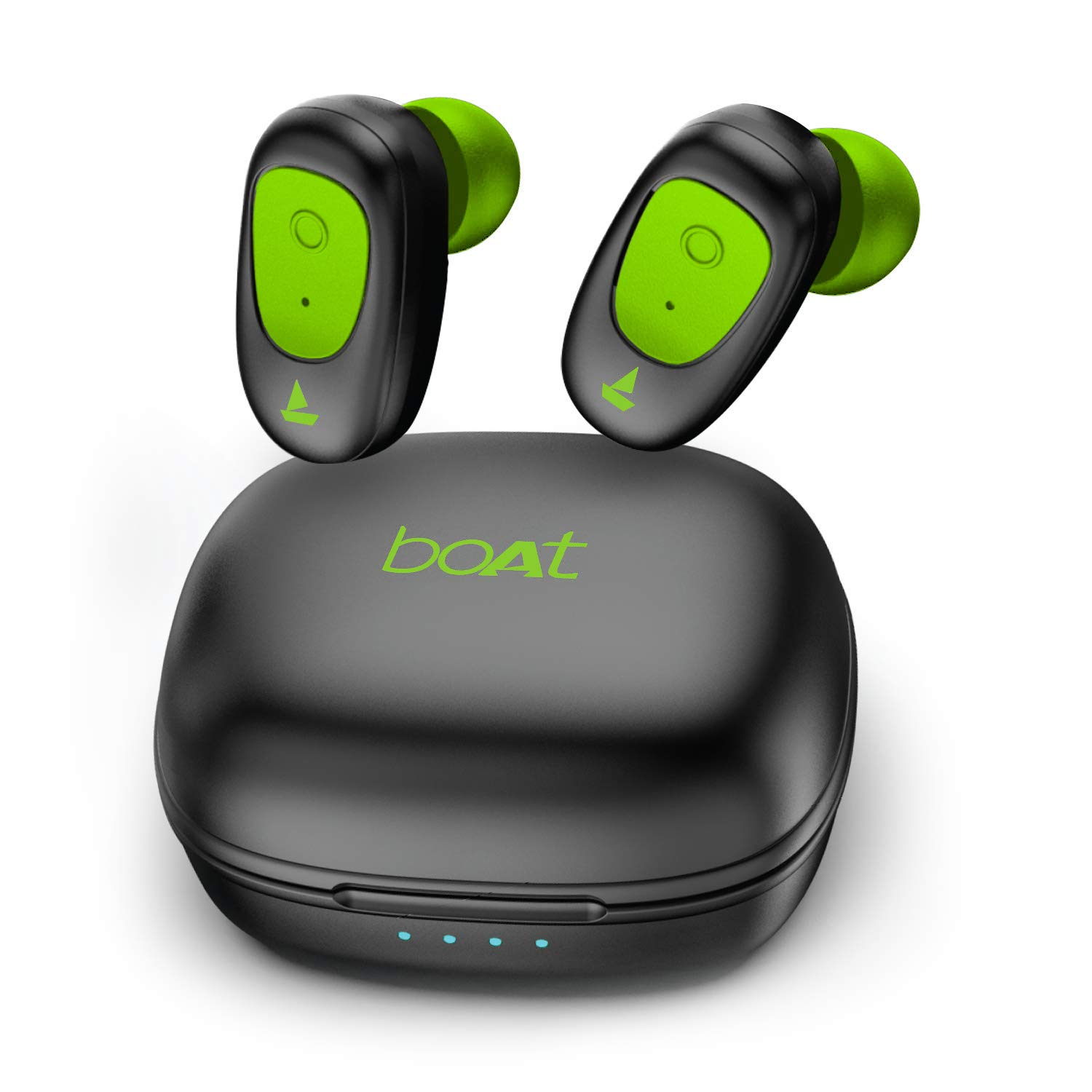 boAt Airdopes 201 True Wireless Earbuds Viper Green