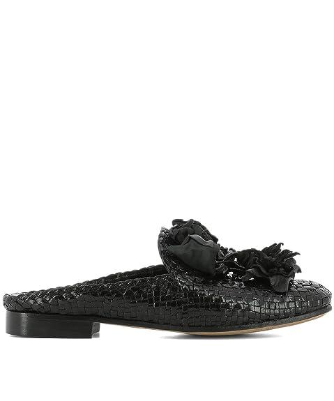 Pons quintana - Mocasines Mujer, Negro (Negro), 40 EU: Amazon.es: Zapatos y complementos