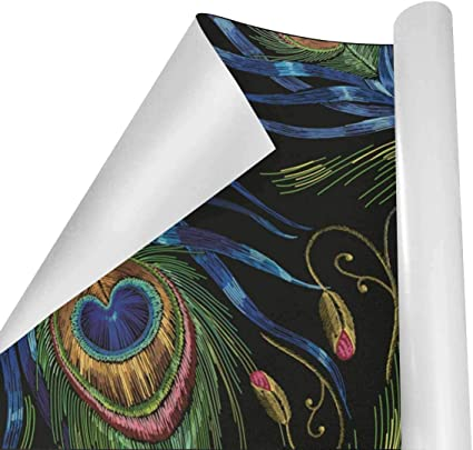 African abstract for birthday paper for birthday gift Wrapping Paper Roll
