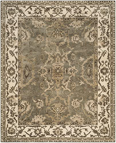 Safavieh Royalty Collection ROY993A Handmade Wool Area Rug