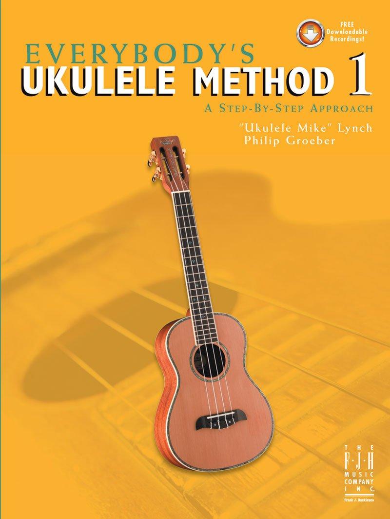 Everybody's Ukulele Method 1