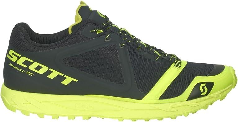 Scott Kinabalu RC Black Yellow: Amazon.es: Zapatos y complementos