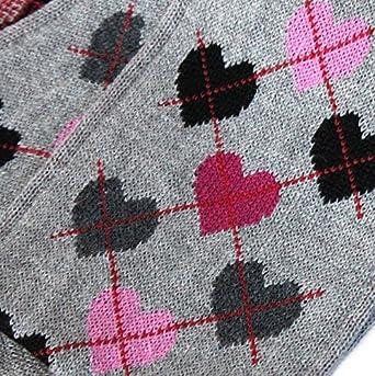 Döll Kids Öko-Tex Baumwollschal Mädchen Herbst Winter 100/% Cotton Herz-Design
