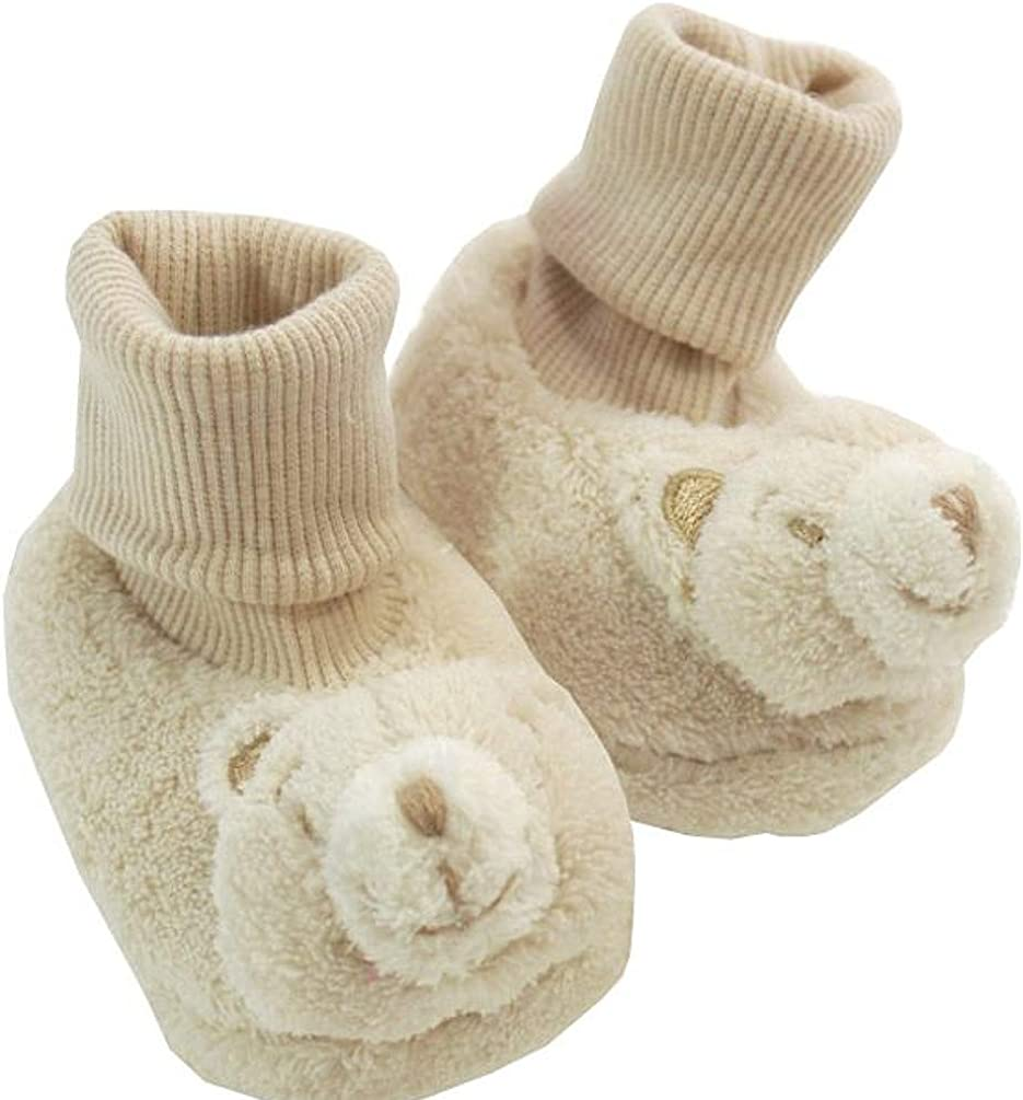 hellbraun Mayoral Jungen Baby-Rassel-Schuhe Teddy