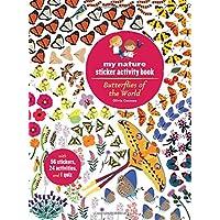 Butterflies of the World: My Nature Sticker Activity Book