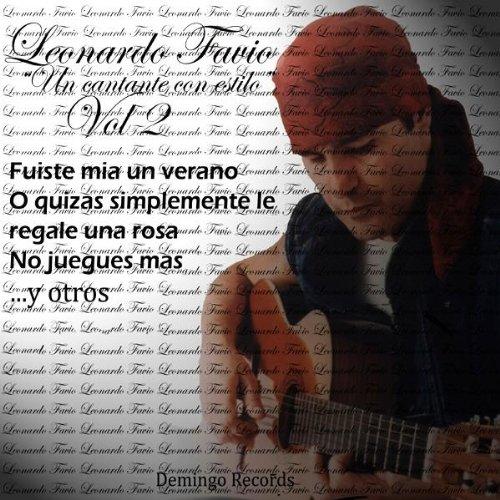 Fuiste Mia Un Verano by Leonardo Favio on Amazon Music ...