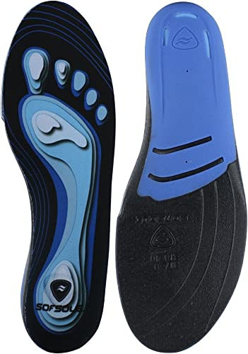 Sof Sole Fit Series Low Arch 2.8 Cm Height Sole Size Women/'s Size 5-6