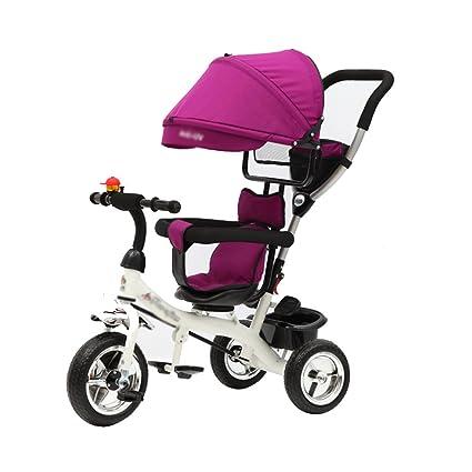 Cochecito de bebé para triciclos, para niños y bebés, de Brilliant ...