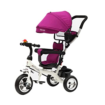 Amazon.com : Gai Hua Home Stroller Toys Childrens Tricycle ...