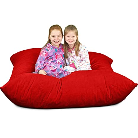 Ultimate Sack Ultimate Almohada: Muebles Gigantes con ...