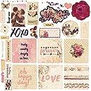 Prima Marketing 655350992163 Ephemera - Love Clippings Art