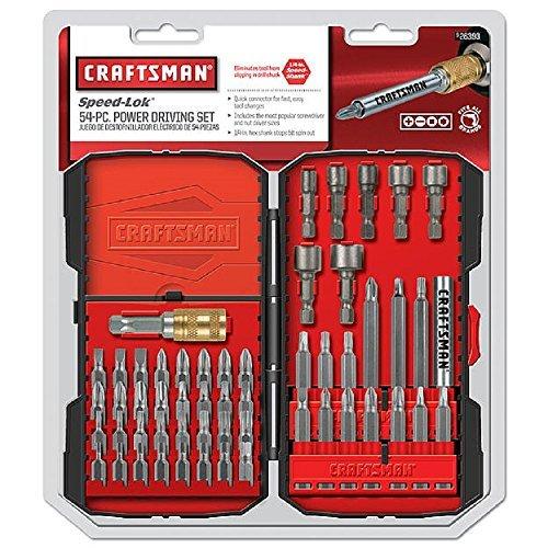 (Craftsman 54pc Driving Set 1/4