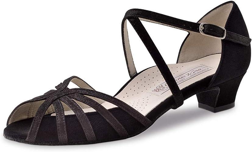 Danse Kern Chaussures Werner CouleurNoir de Femmes Tomke nvmN80w