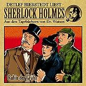 Rubin der Gräfin (Sherlock Holmes: Aus den Tagebüchern von Dr. Watson) | Gunter Arentzen