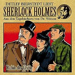 Rubin der Gräfin (Sherlock Holmes: Aus den Tagebüchern von Dr. Watson)