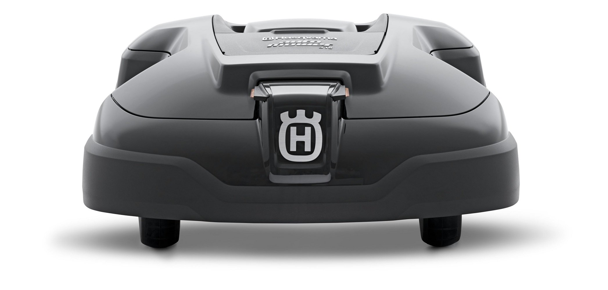 Husqvarna automower 310, robotic lawn mower 2 smart home meets smart lawn - manage your lawn with the touch of a button and maintain a yard your neighbor's will envy; the connect@home app allows you to set and adjust your automower's cutting schedule with ease (bluetooth connectivity works up to 100 ft) guided by hidden boundary wires, automower knows how to smartly maneuver around your yard and when to return to the charging station for a battery recharge quiet enough to run at night, you'll never have to worry about disturbing your neighbors again with noise or fumes