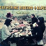 CD Catherine Ribeiro + Alpes Ame Debout - MINI LP REPLICA CARD SLEEVE -8 -TRACK CD