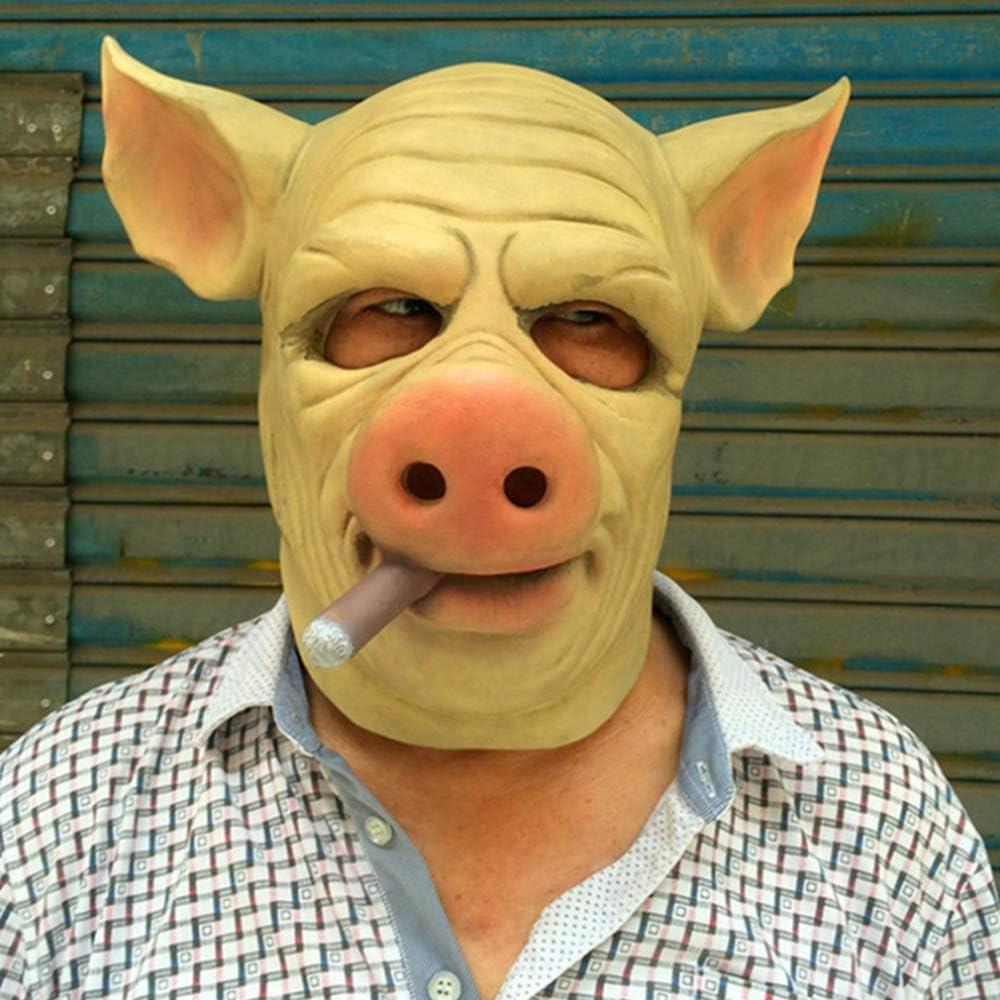 ANLING Máscaras de Halloween, H1Z1 Juego, una Terrible Cerdos y ...