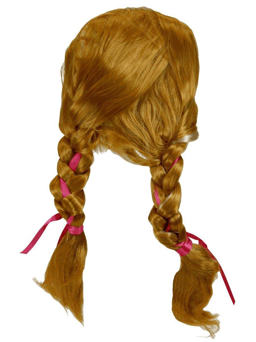 Disney Frozen Princess Anna Child Wigコスチュームアクセサリー[ 82467 ]   B075YGSDDB