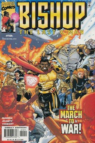 Download Bishop The Last X-Man (1999) #10 pdf