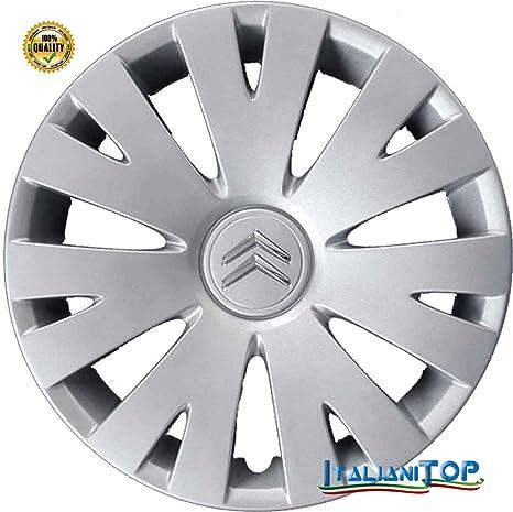 Generico Citroen Für Xsara Picasso Und Limousine Radzierblenden Quattro 4 Durchmesser 15 Zoll Code 6107 5 Neues Produkt Auto