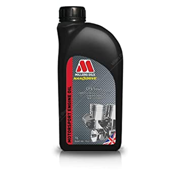 Millers CFS 5W40 Competition - Aceite para Motor Nanodrive (1 L): Amazon.es: Coche y moto