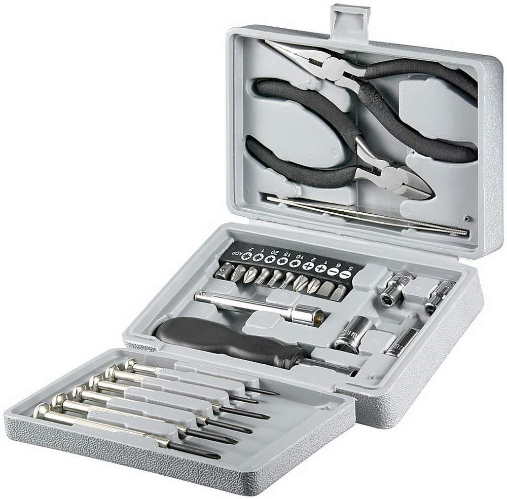 Microconnect 77093 caja de herramientas Negro, Plata - Cajas de herramientas (Negro, Plata): Amazon.es: Industria, empresas y ciencia