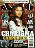 Official Angel Magazine #12 ~ Charisma Carpenter/ Kali Rocha/ Kane Man~ Nov/dec 2005