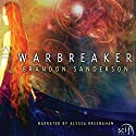 Warbreaker Audiobook by Brandon Sanderson Narrated by Alyssa Bresnahan