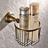 SSBY Bath antique copper wall mounted toilet paper holder toilet tissue box