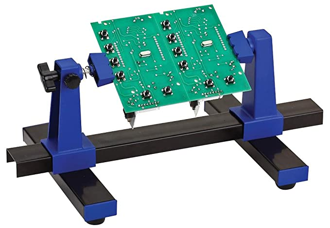 Pleasant Burntec Pcb Holder Jig Securely Holds Printed Circuit Amazon Co Wiring Cloud Philuggs Outletorg