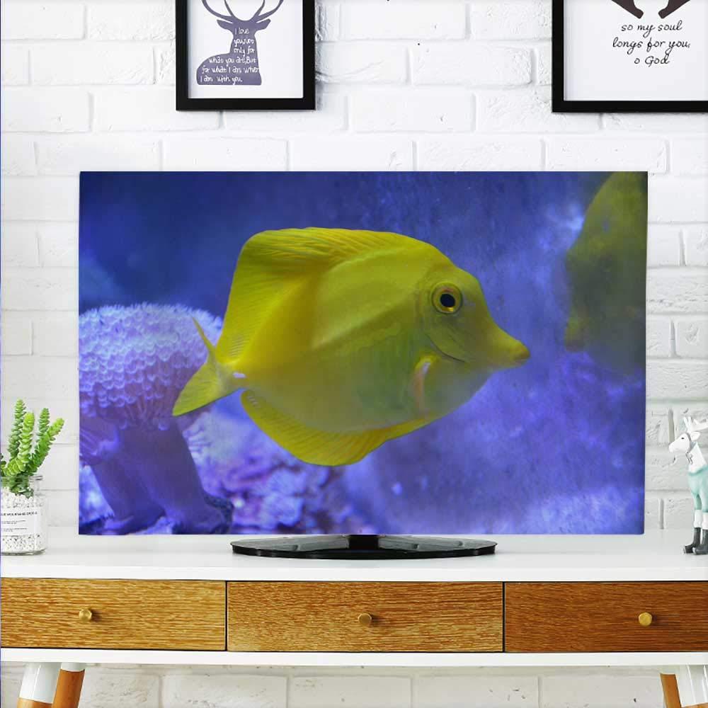 color04 W32 x H51 INCH TV 55\ color04 W32 x H51 INCH TV 55\ aolankaili Predect Your TV Aquarium Fish Predect Your TV W32 x H51 INCH TV 55