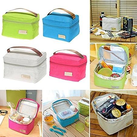 LAAT Bento Bo/îte Etanche Lunch Box Portable en Plastique pour Four /à Micro-Ondes