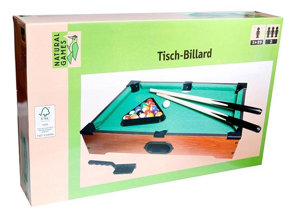 VEDES Großhandel GmbH - Ware Natural Games Mesa de Billar ...