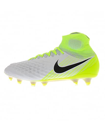 62867ebe06ce Nike Magista Obra II FG Cleats  White  (8)  Buy Online at Low Prices ...