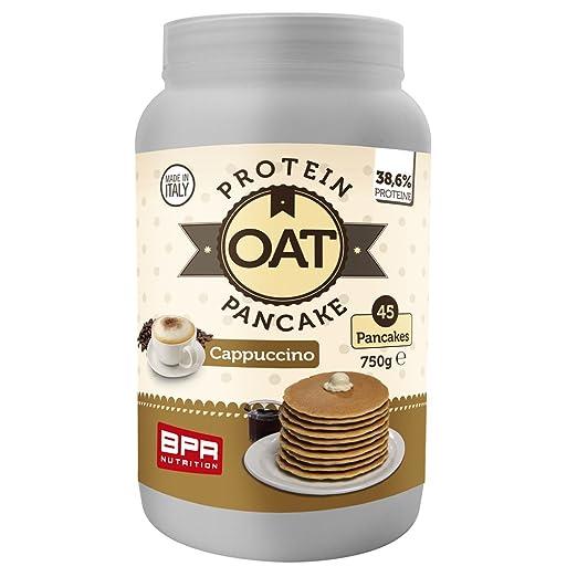 5 opinioni per oat protein pancake (cappuccino)